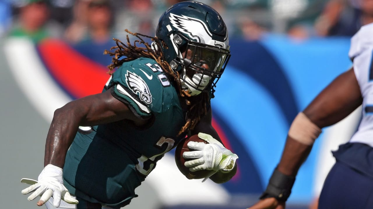2427a69a7 Eagles Place RB Jay Ajayi On Injured Reserve