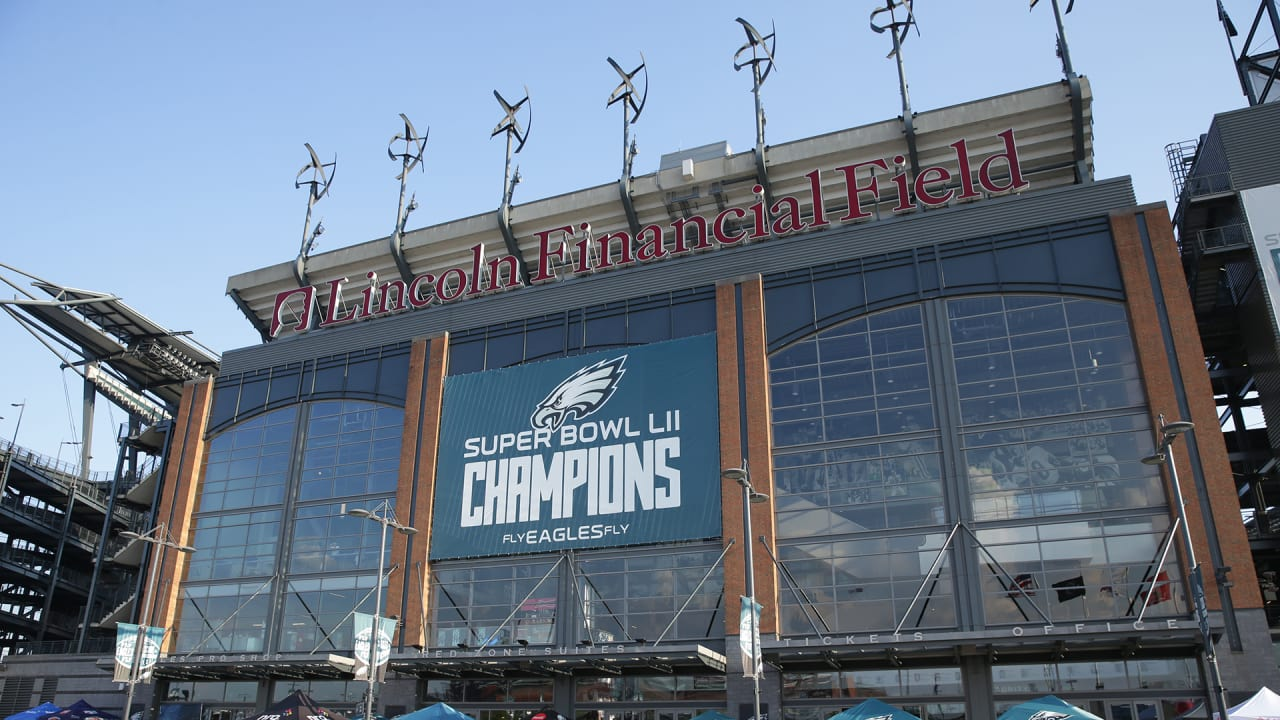 Lincoln Financial Field Awarded Leed Gold Certification