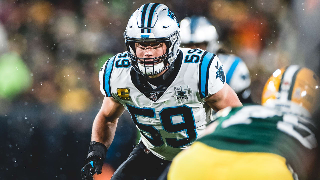 Luke Kuechly calls it a career after eight remarkable seasons