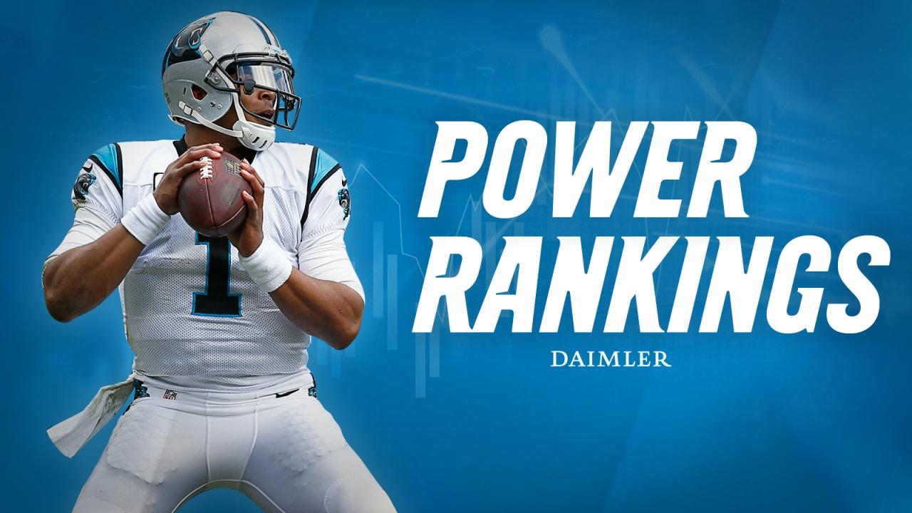 Panthers Power Rankings - 11. hét