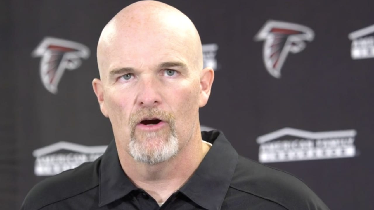 Postgame Press Conference With Dan Quinn