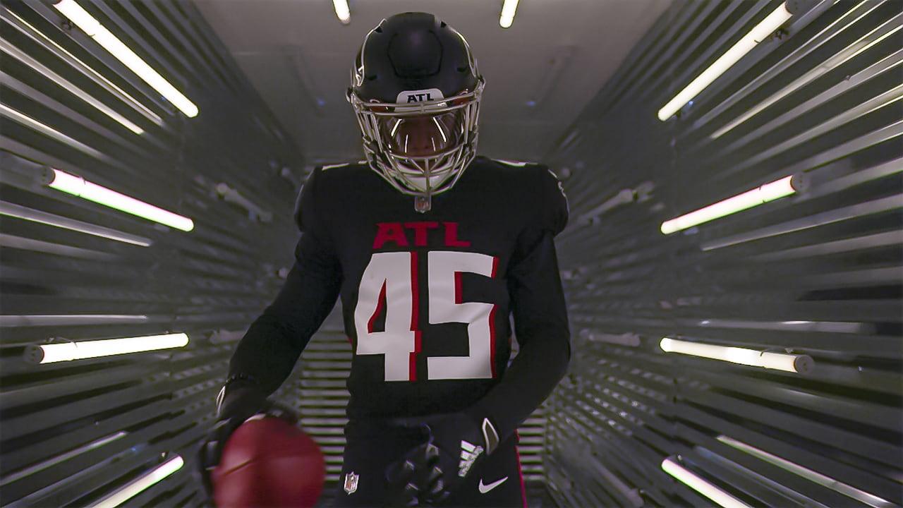 New Falcons home uniform unveiled