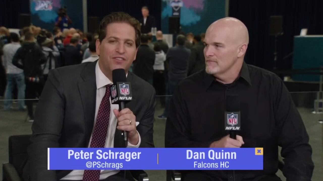 Head Coach Dan Quinn Falcons 2019 Offseason Already Feels Strong