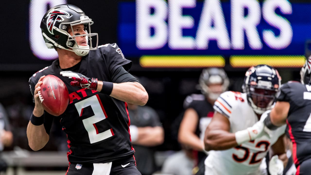 Early Bird Report Falcons Offense Remained Focused On Scoring In Fourth Quarter Vs Bears