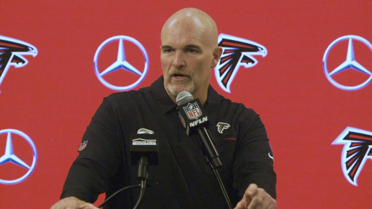 Dan Quinn Post Game Press Conference