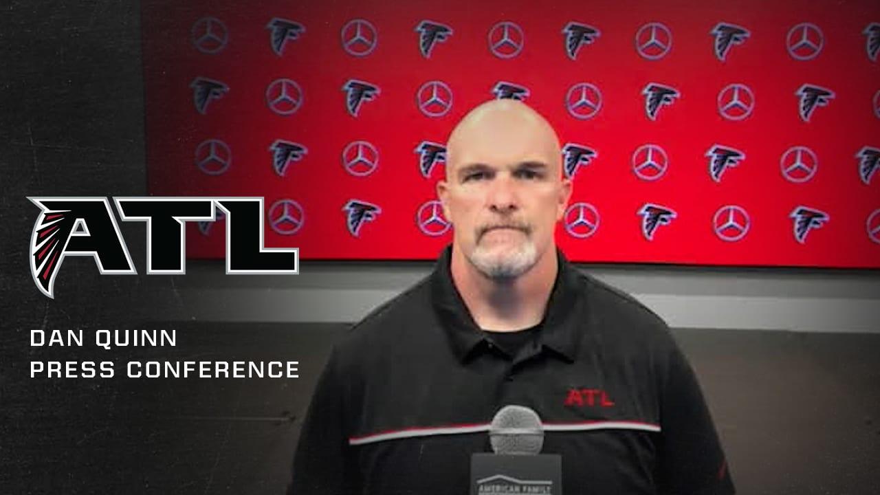 Dan Quinn Post Game Press Conference Seahawks Vs Falcons