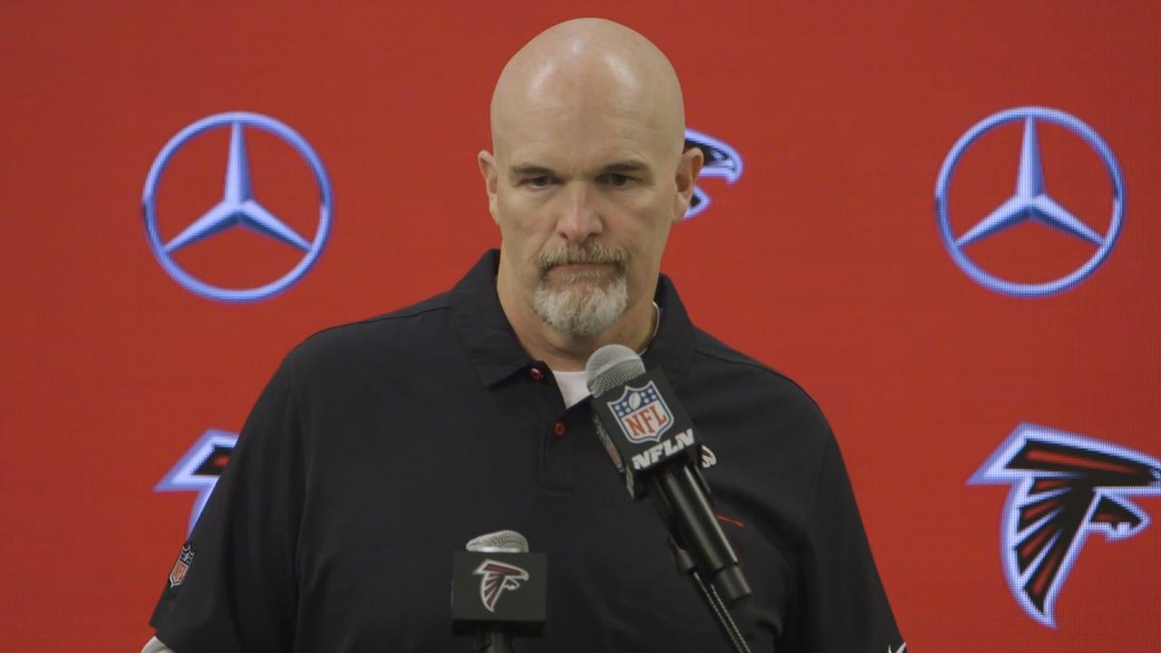 Dan Quinn Postgame Press Conference Bucs Falcons