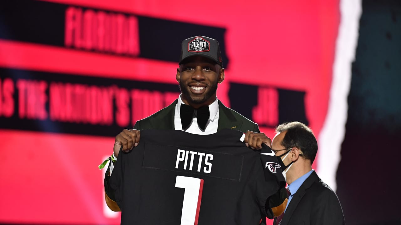 Kyle Pitts is ready to Rise Up | 2021 NFL Draft