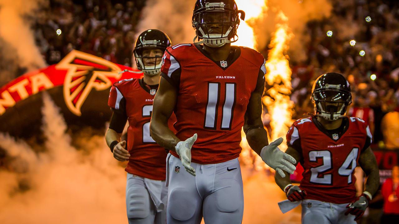 Atlanta Falcons Aufstellung