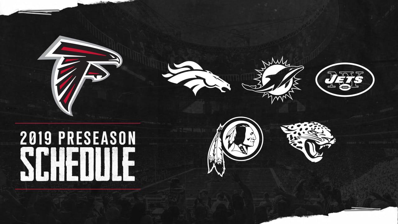 Mercedes Benz Jacksonville Fl >> Falcons 2019 preseason schedule: Opponents set