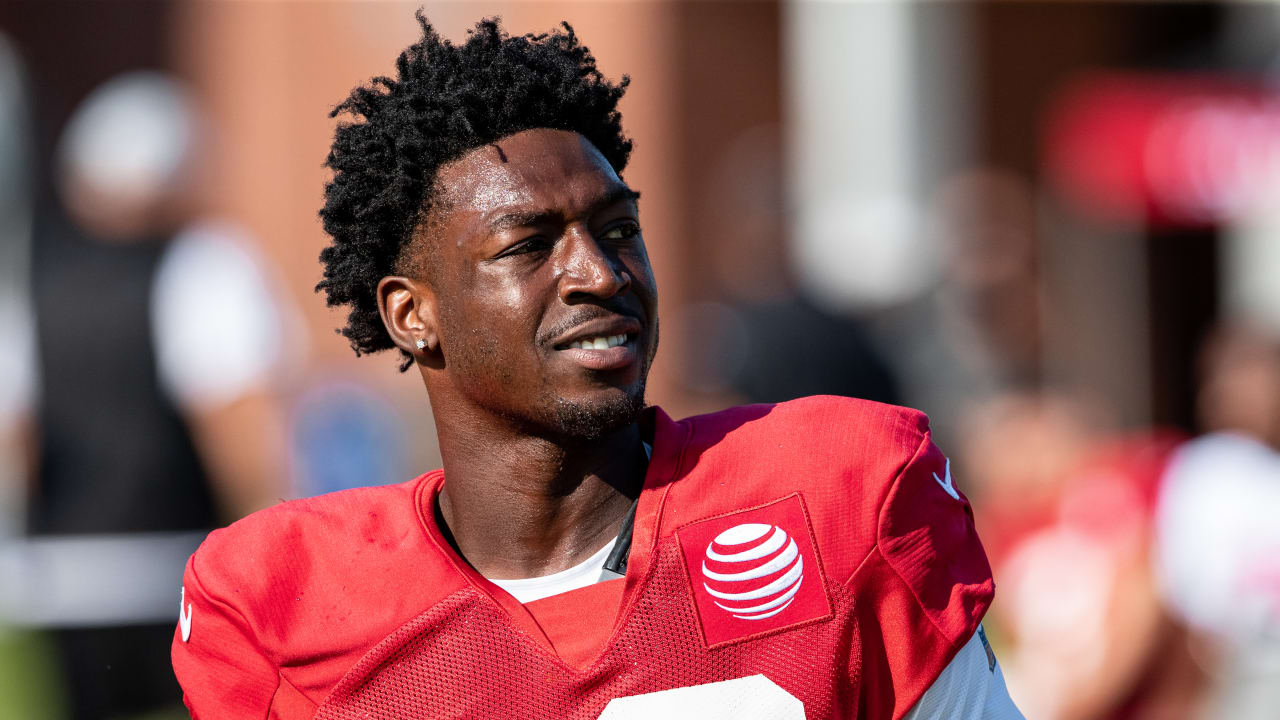 Cbs Sports Writer Projects Calvin Ridley As A No 1 Fantasy Receiver