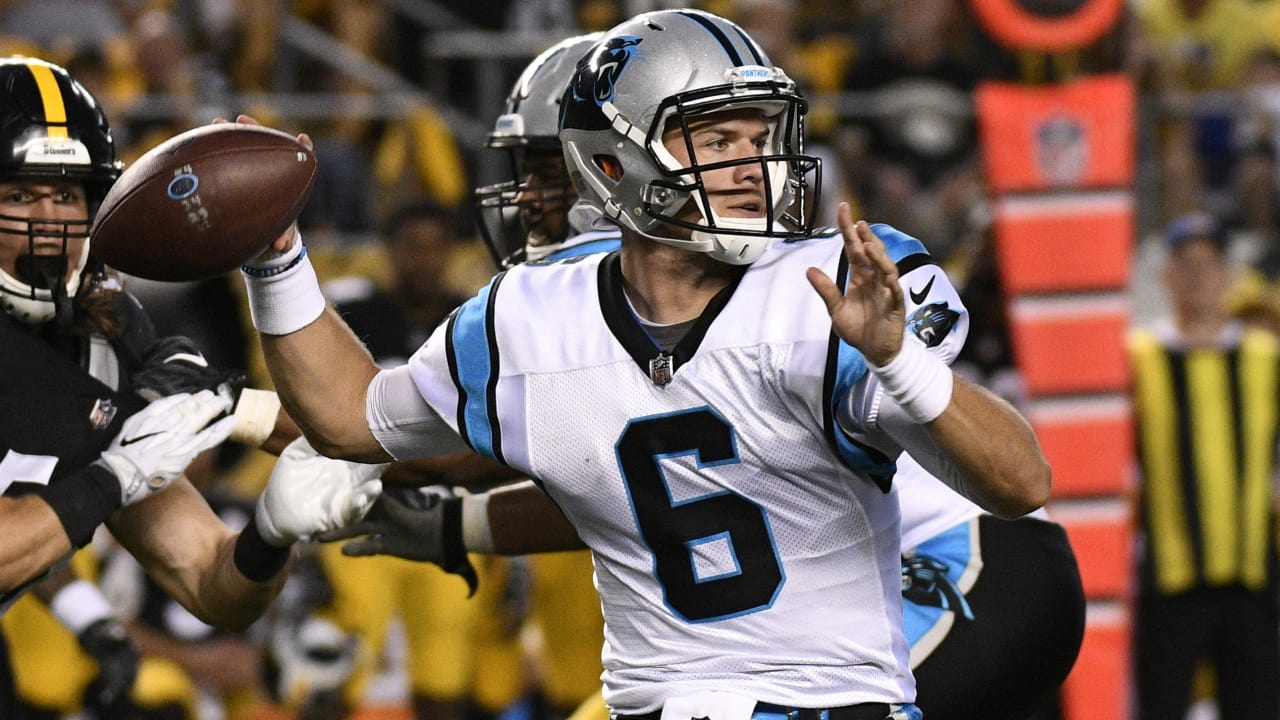 What Falcons Fans Need To Know About Taylor Heinicke The Panthers New Starting Qb