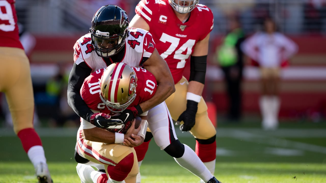 Falcons at 49ers: Live updates, score, highlights, breaking news