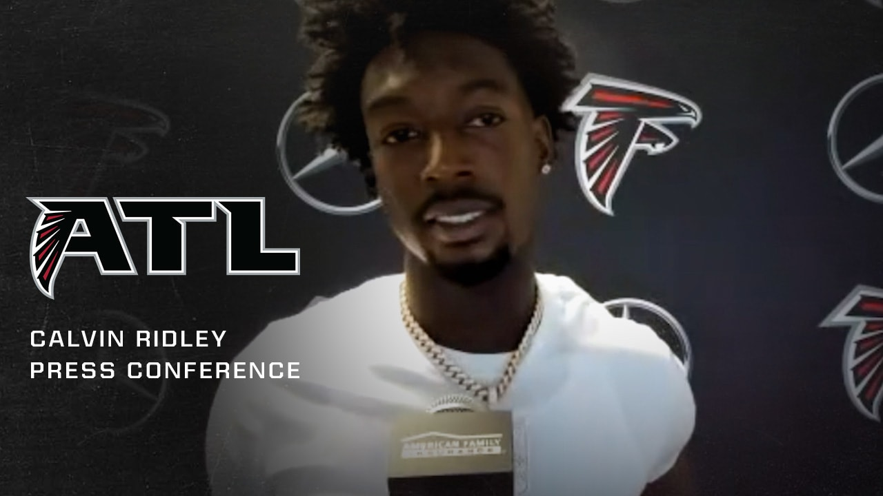 We Gotta Finish The Game Calvin Ridley Postgame Press Conference