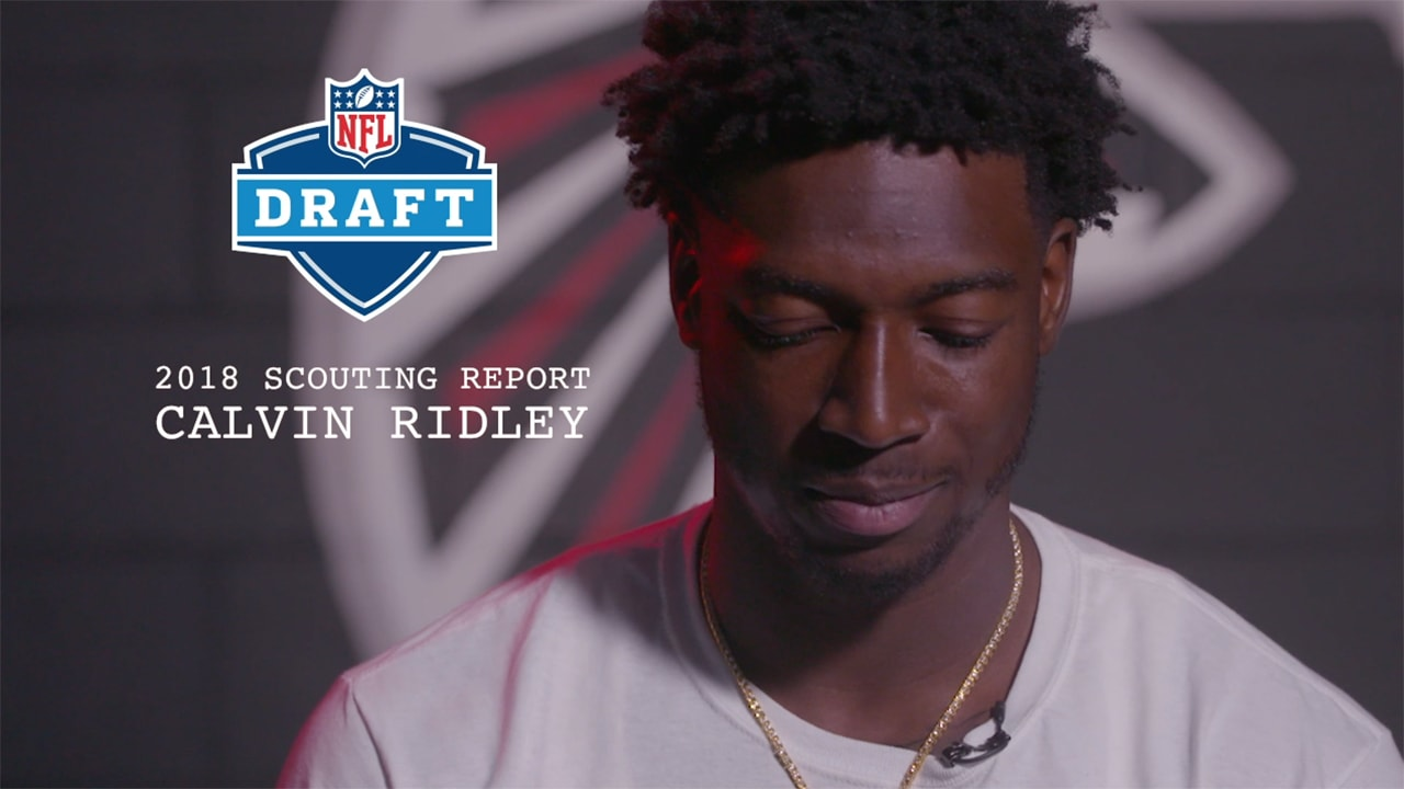 Scouting Report Calvin Ridley