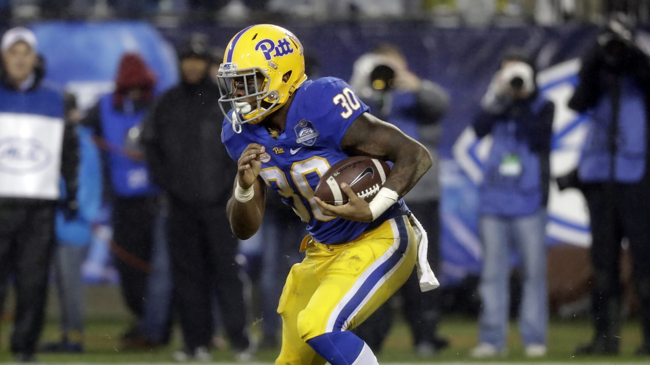 online store 697db 81a5a 2019 NFL Draft: Atlanta Falcons select Qadree Ollison in ...