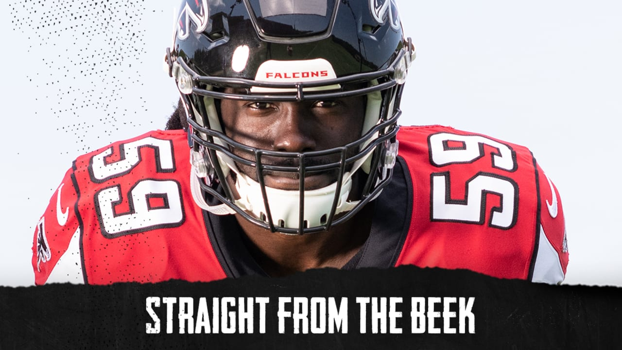4e1ca3b6 Questions about Falcons' pick at 14, an overlooked star, uniforms ...