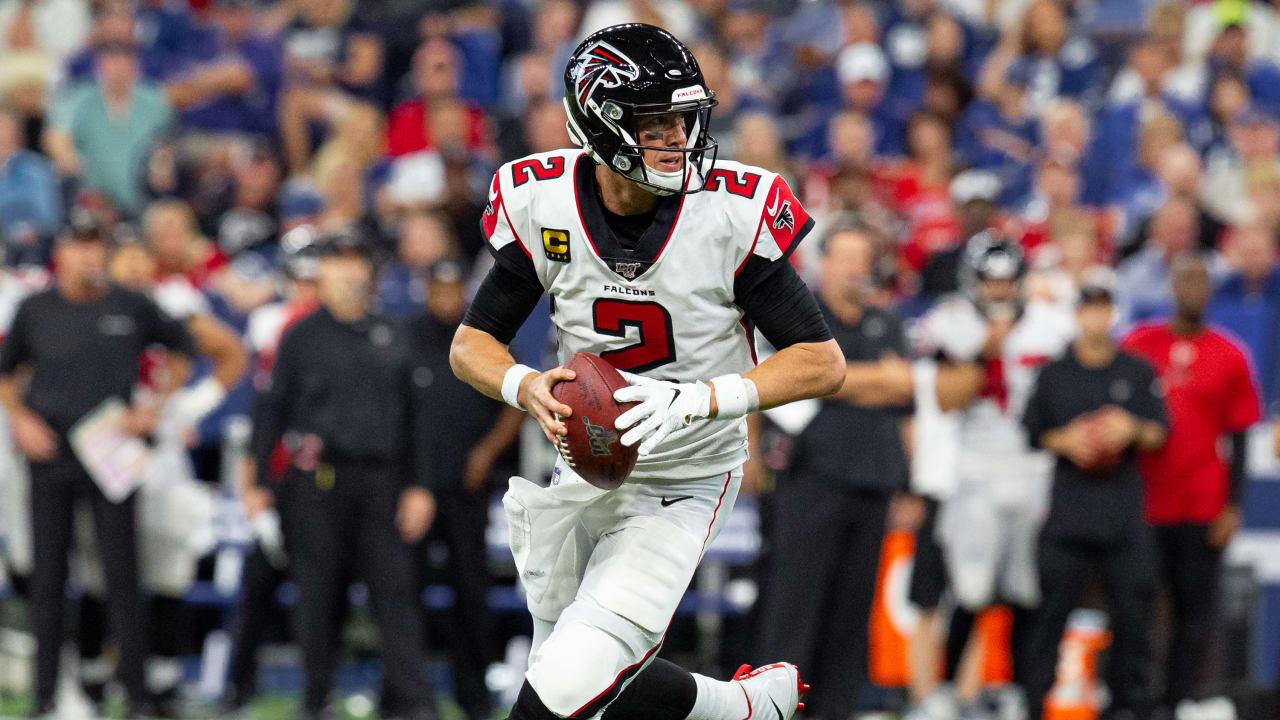 Falcons Colts Takeaways Final Score Matt Ryan S Big Second Half Penalties Injuries More