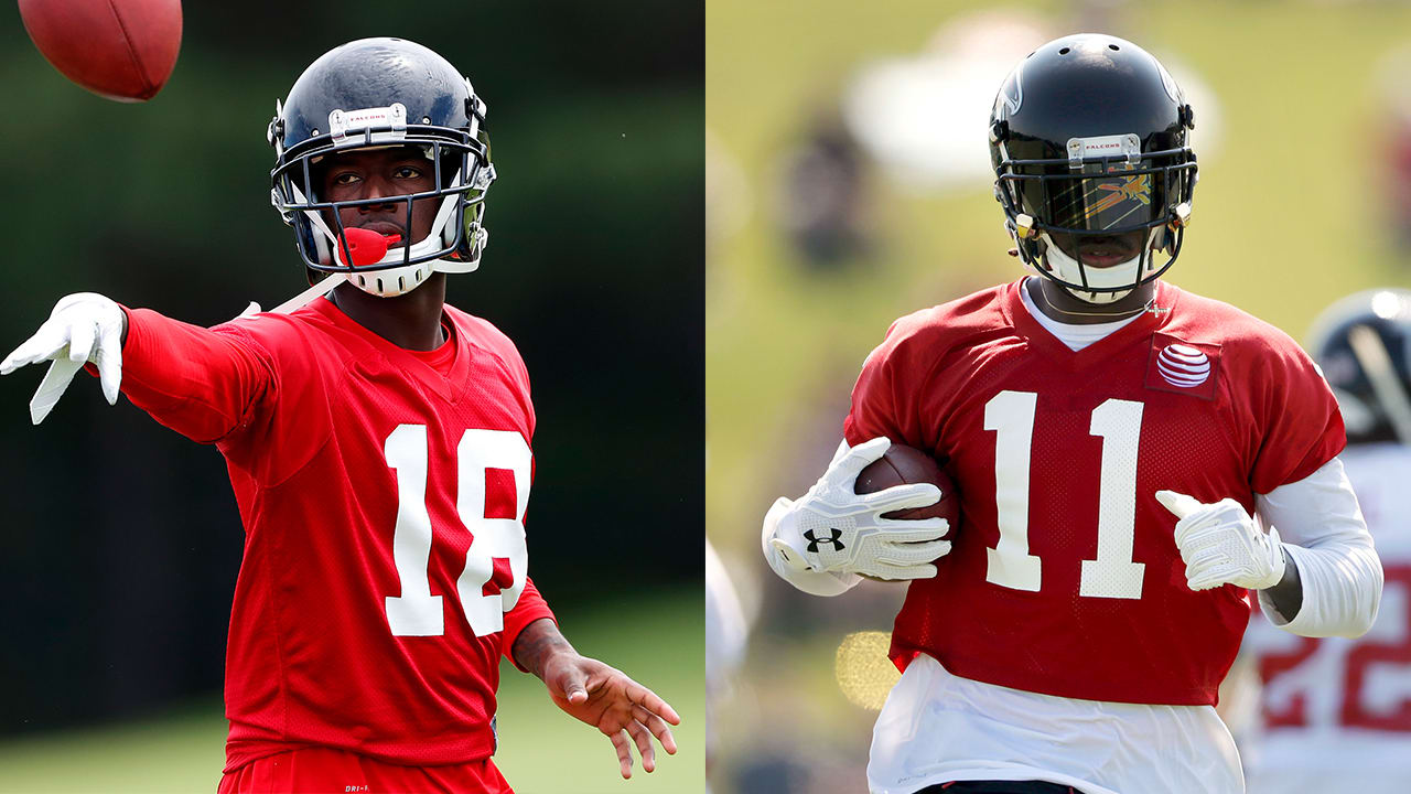 Nick Saban Reflects On Relationship With Julio Jones Calvin Ridley