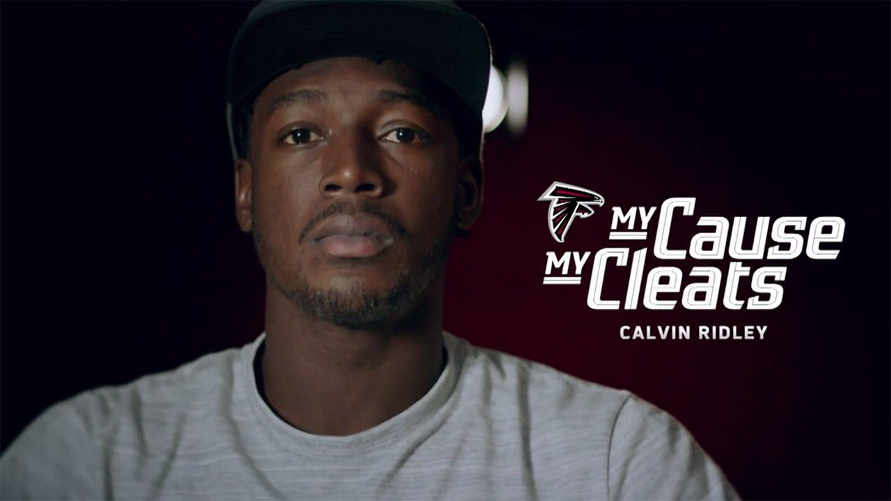 Atlanta Falcons On Instagram Double Tap To Congratulate Calvin Ridley On Earning Nfl Rookie Of The Month Atlanta Falcons Falcons Nfl