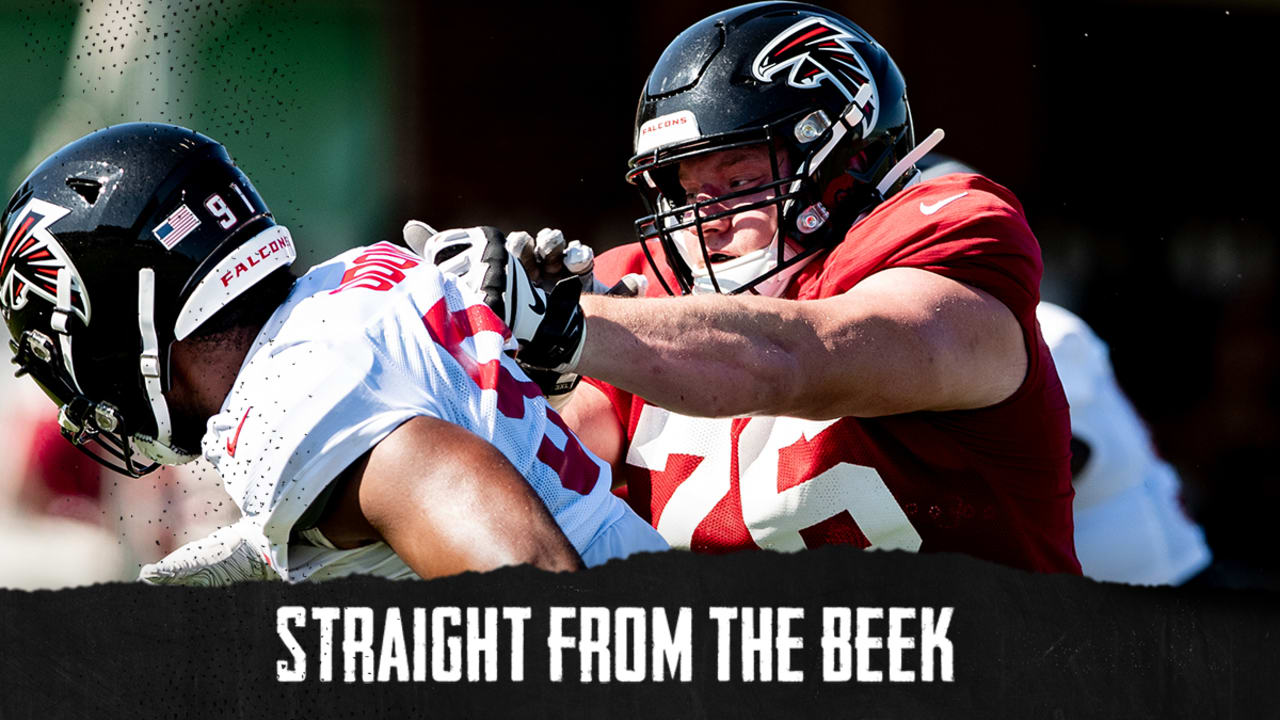 770e14c5 Questions about Falcons D, preseason playing time, best QB, biggest ...