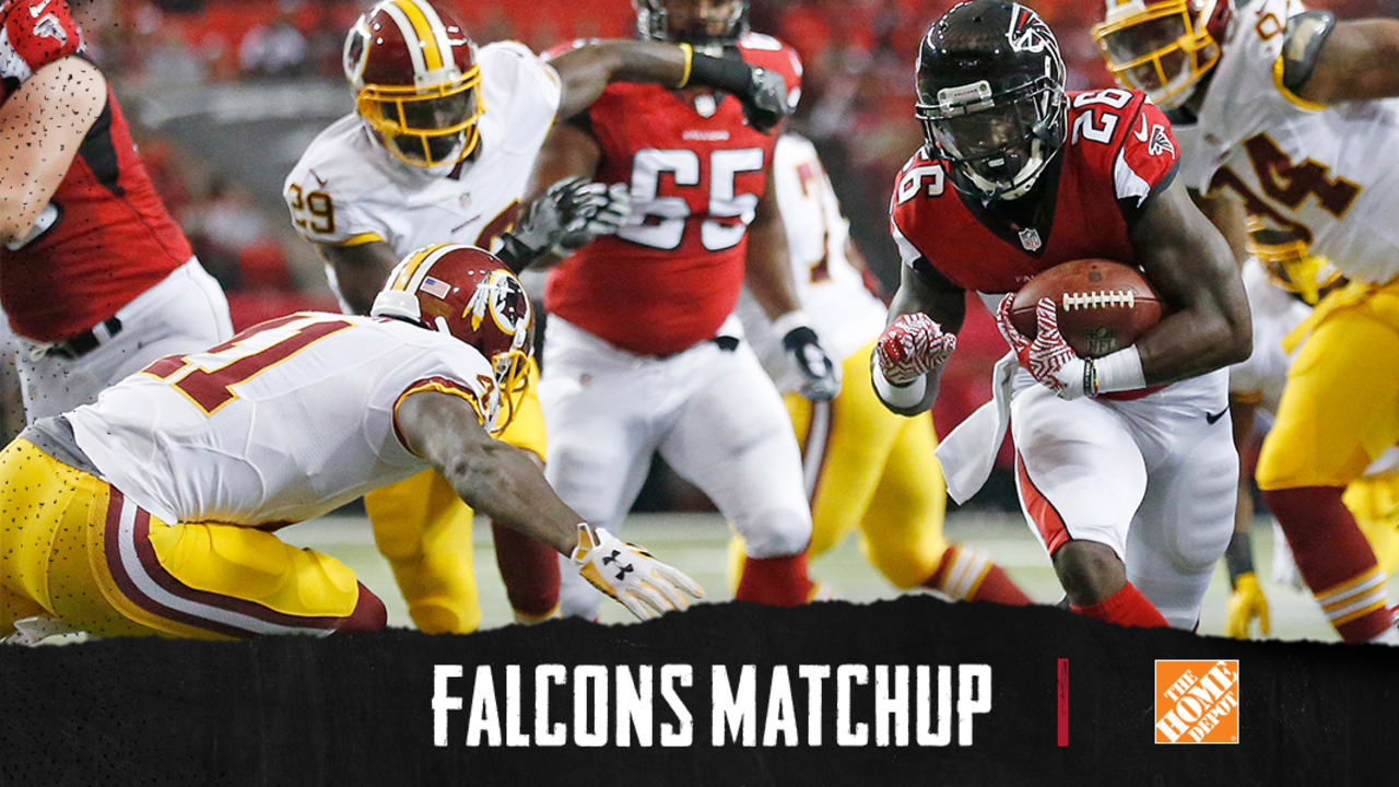 aaa572ee Falcons-Redskins key matchups: What Atlanta must do to beat Adrian ...