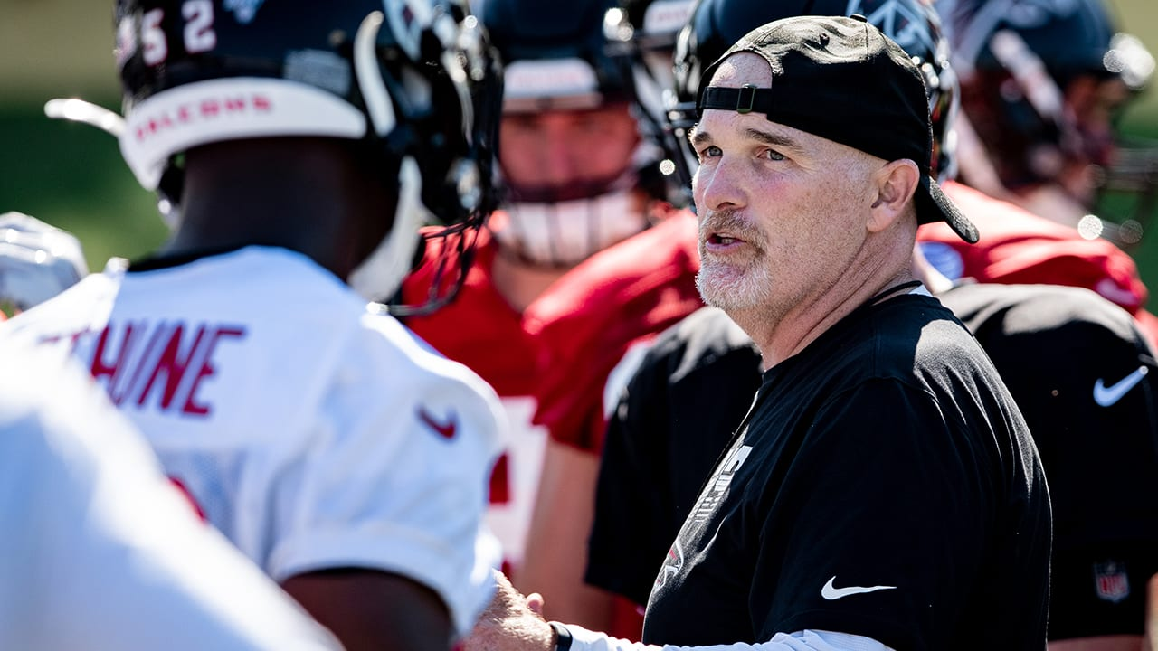 Dan Quinn Recaps Day 5 And Gives Injury Update On Calvin Ridley