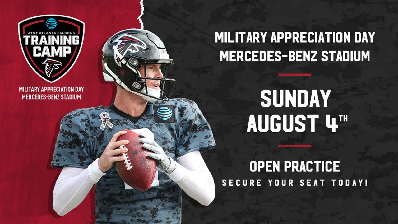Falcons to hold Military Appreciation