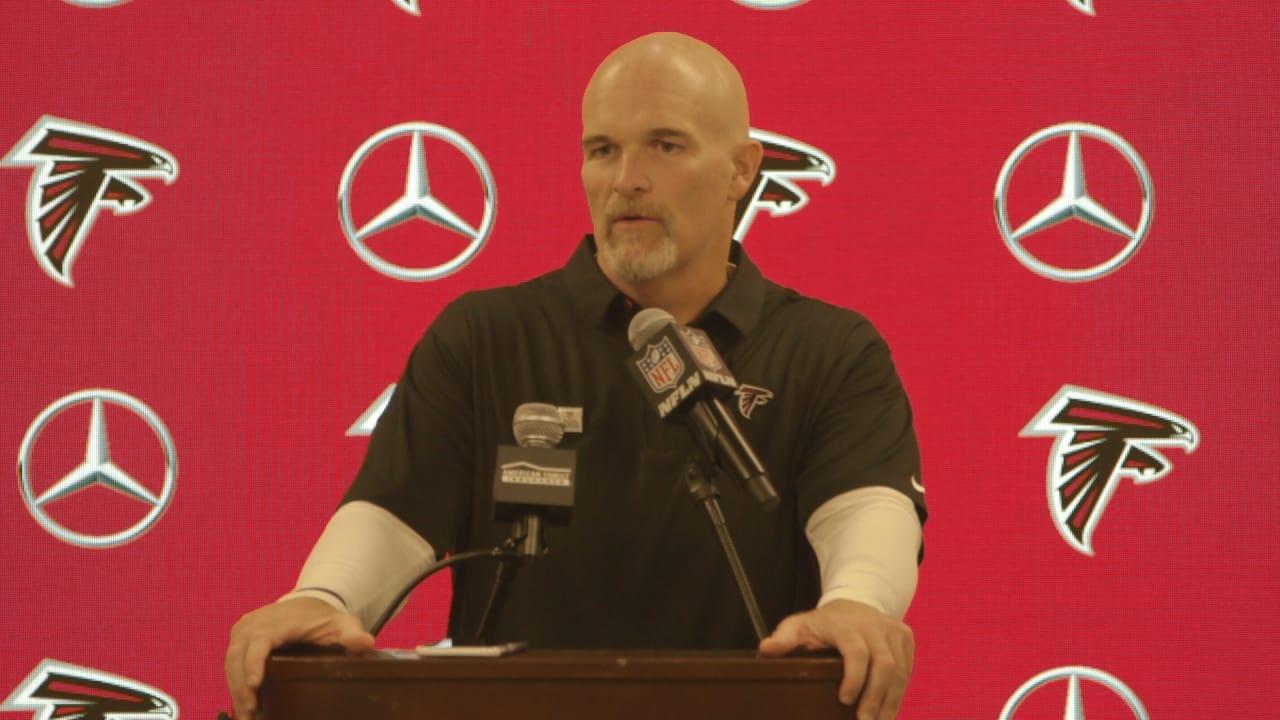 Dan Quinn Postgame Press Conference Vs Buccaneers