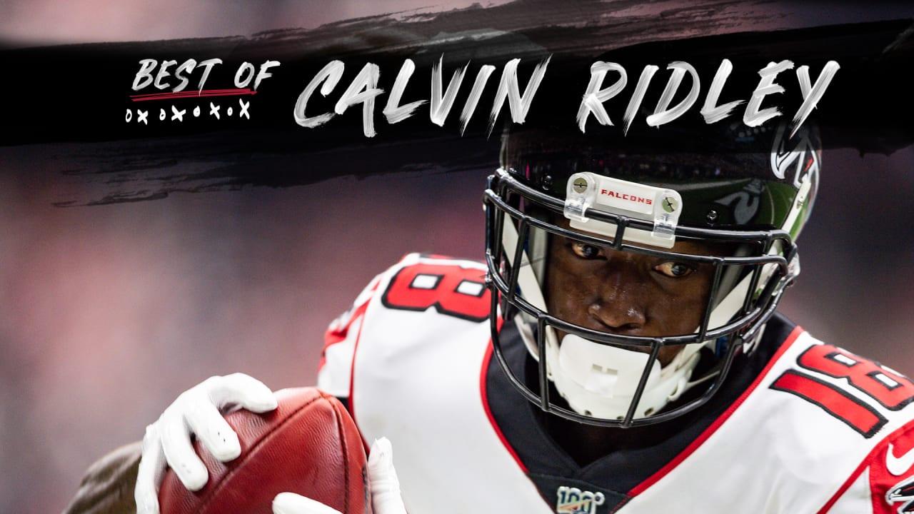 Calvin Ridley Best Of Calvin Ridley Through Week 8