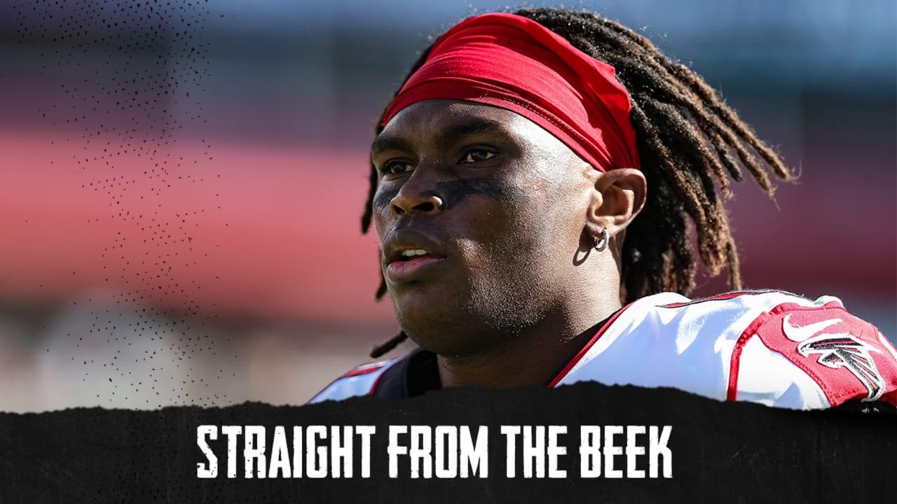 SFTB: Do Falcons have a top-five defense? Latest on Julio Jones, rookies, and uniforms – AtlantaFalcons.com