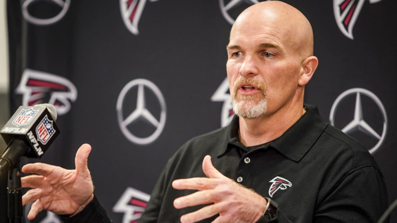 Dan Quinn Discusses Defensive Coordinator Role