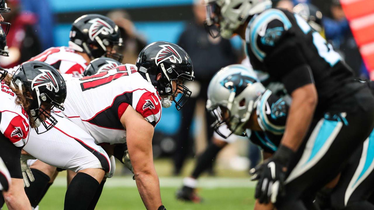 Falcons vs. Panthers highlights | Week 16