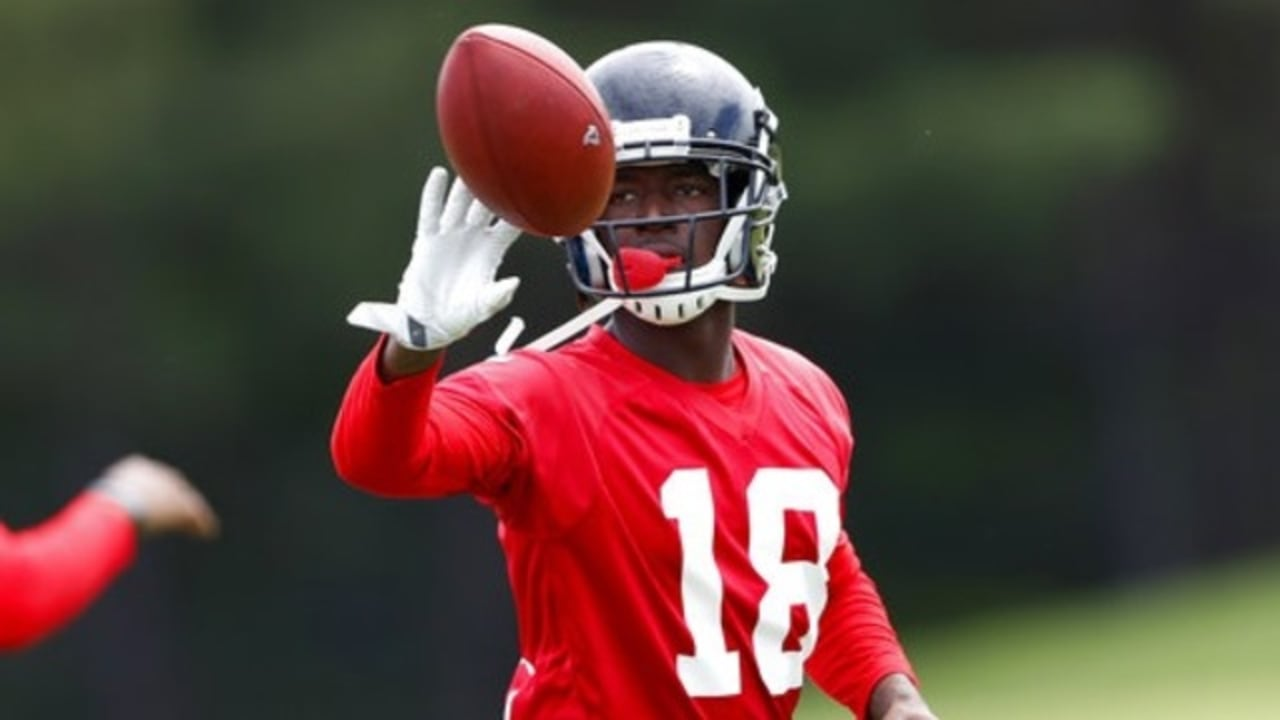 Peter Schrager Calvin Ridley Will Be Juju Smith Schuster Of 2018