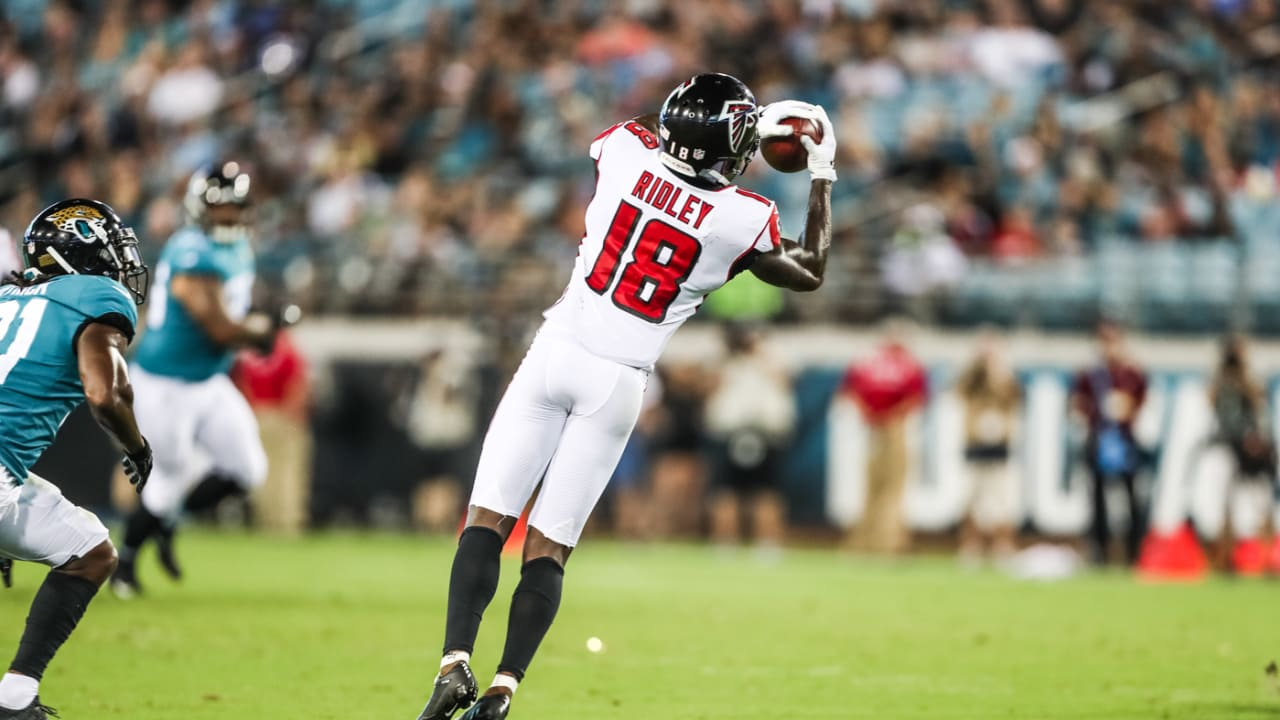 Falcons Calvin Ridley Has A Welcome To The Nfl Moment A Week After Stellar Performance Vs Chiefs