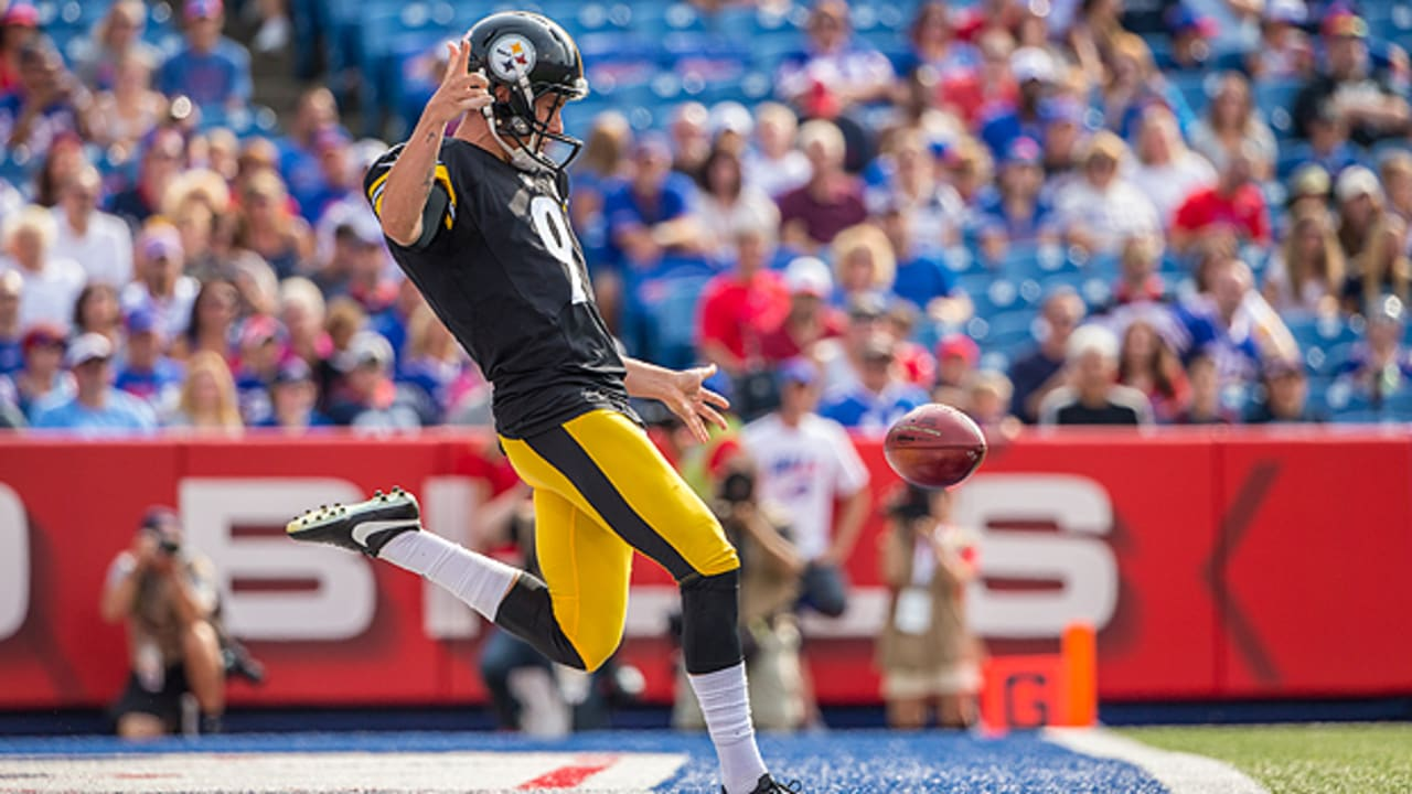 5 things to know about Punter Brad Wing