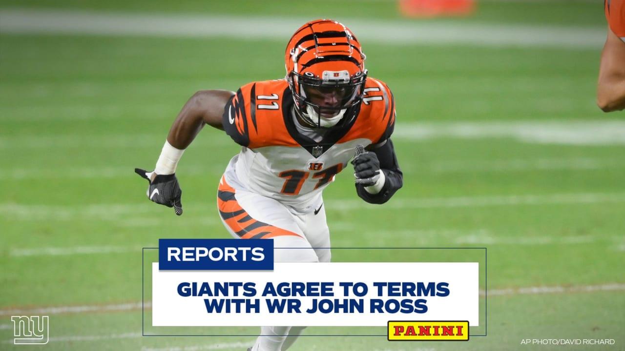 John Ross NFL Jersey
