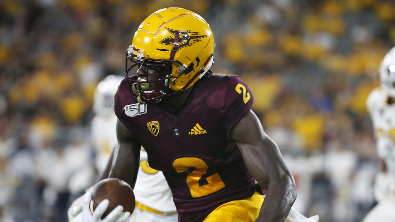 Photos: Arizona State WR Brandon Aiyuk