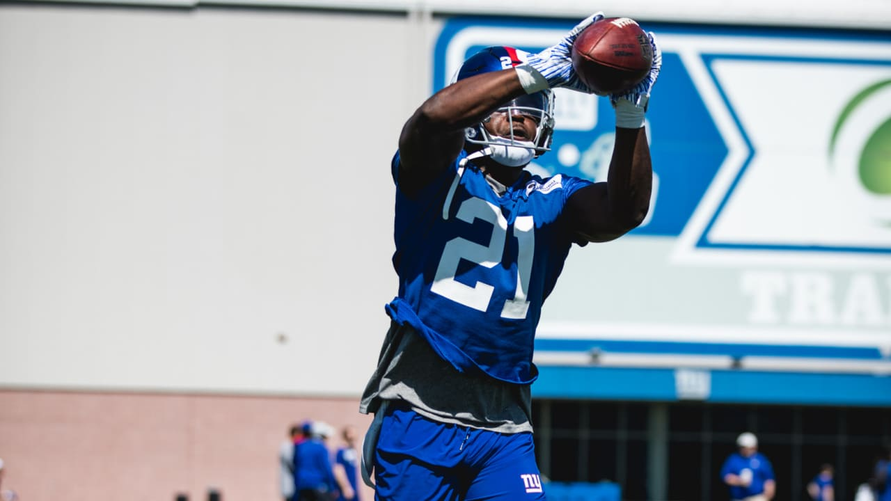 quality design 1b2cc 00497 Who stood out at Giants OTA practice? (6/11)