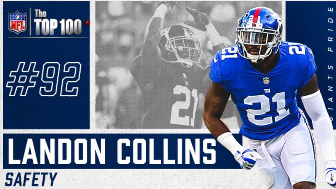 e521d332 Landon Collins named one of the NFL's