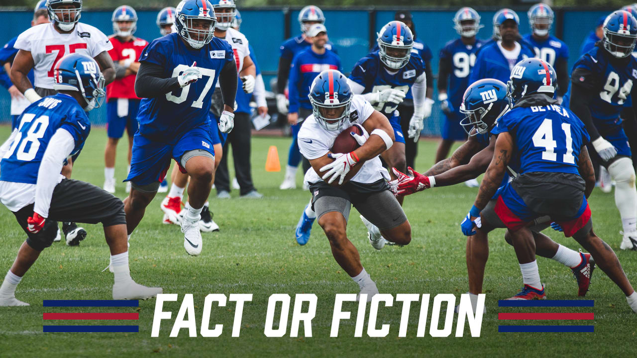 7bd6e3f3 Fact or Fiction: Players to watch at Training Camp