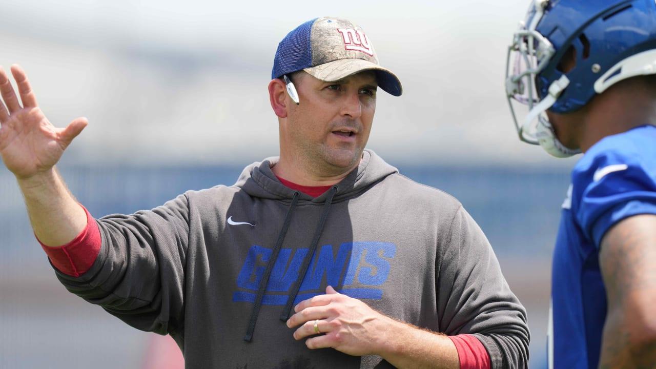 Joe Judge previews Giants' Thursday Night Football matchup with Washington - Giants.com