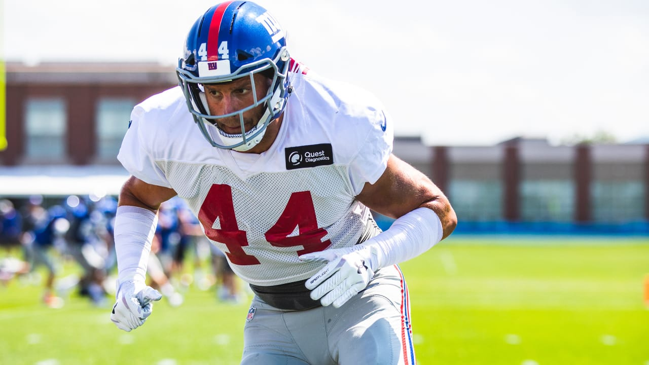 Mark Herzlich facing another comeback head on