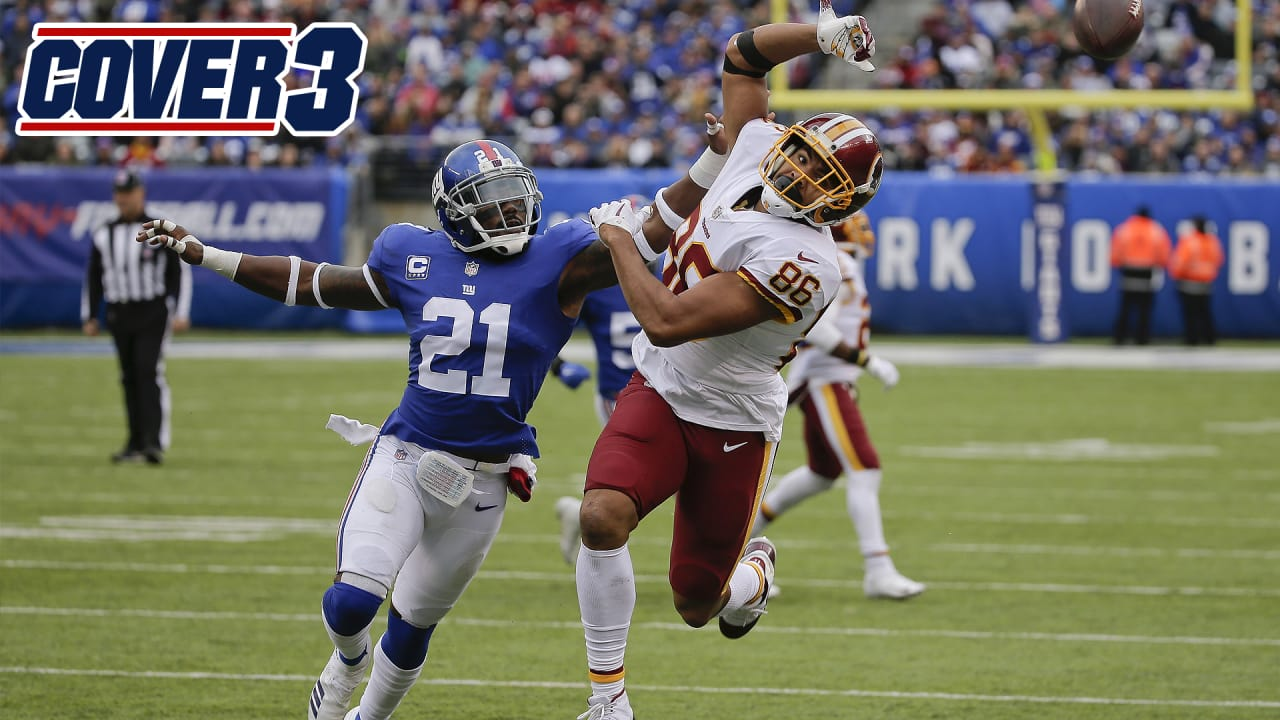 Cover 3  Takeaways from Giants vs. Redskins 8d8add93f