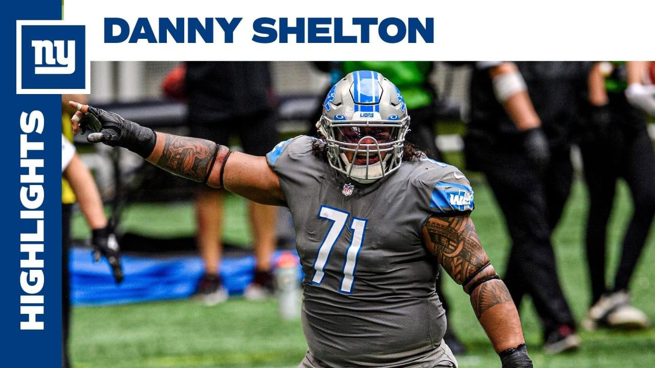 danny shelton jersey