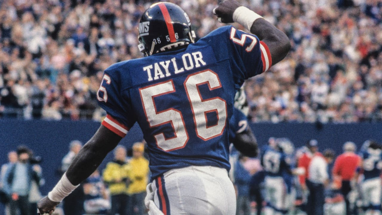 Giants Chronicles: The Hall of Fame career of Giants legend Lawrence Taylor