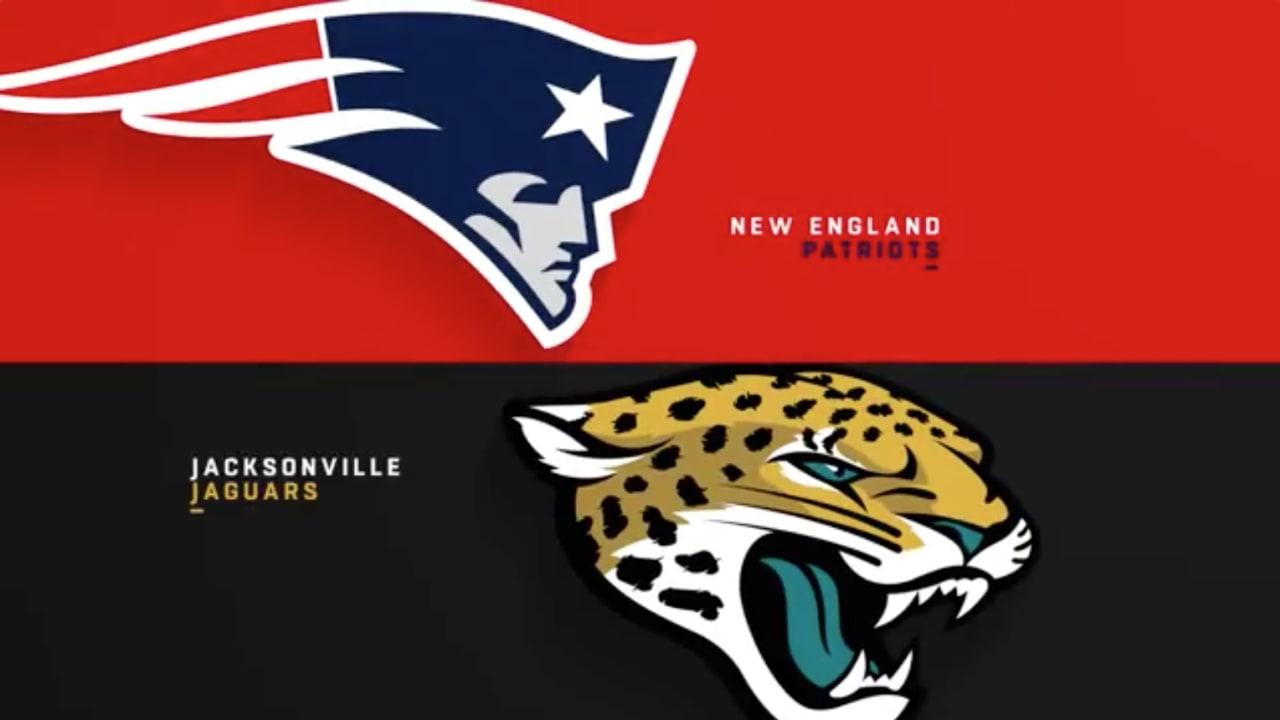 Patriots Vs Jaguars Highlights Week 2
