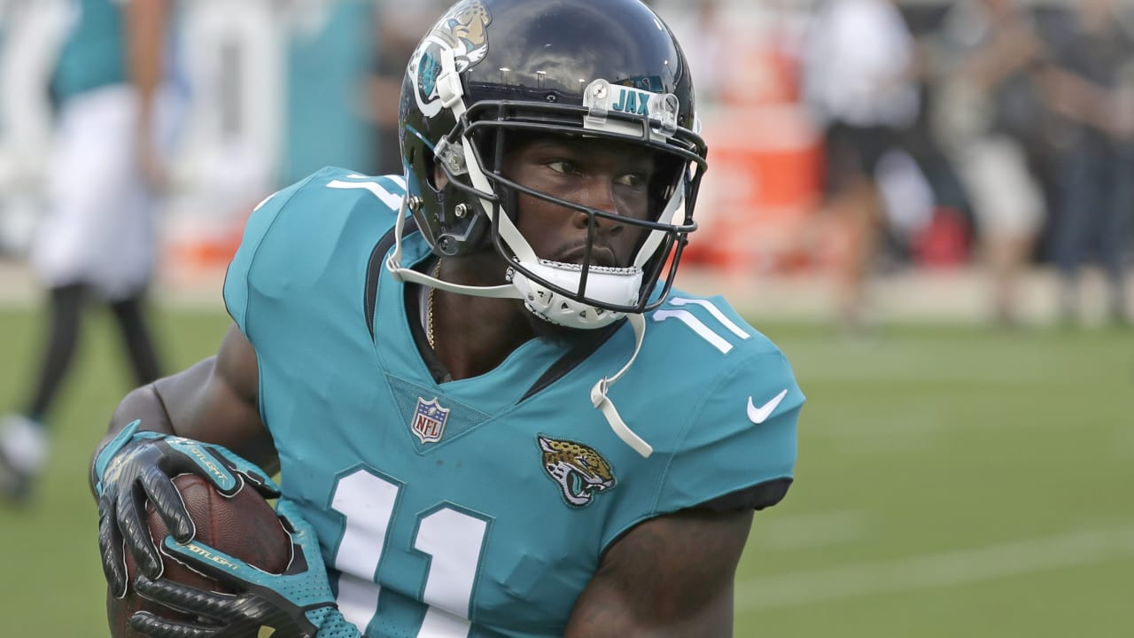 """2be93f32 Marqise Lee: """"Looking for the first game"""""""