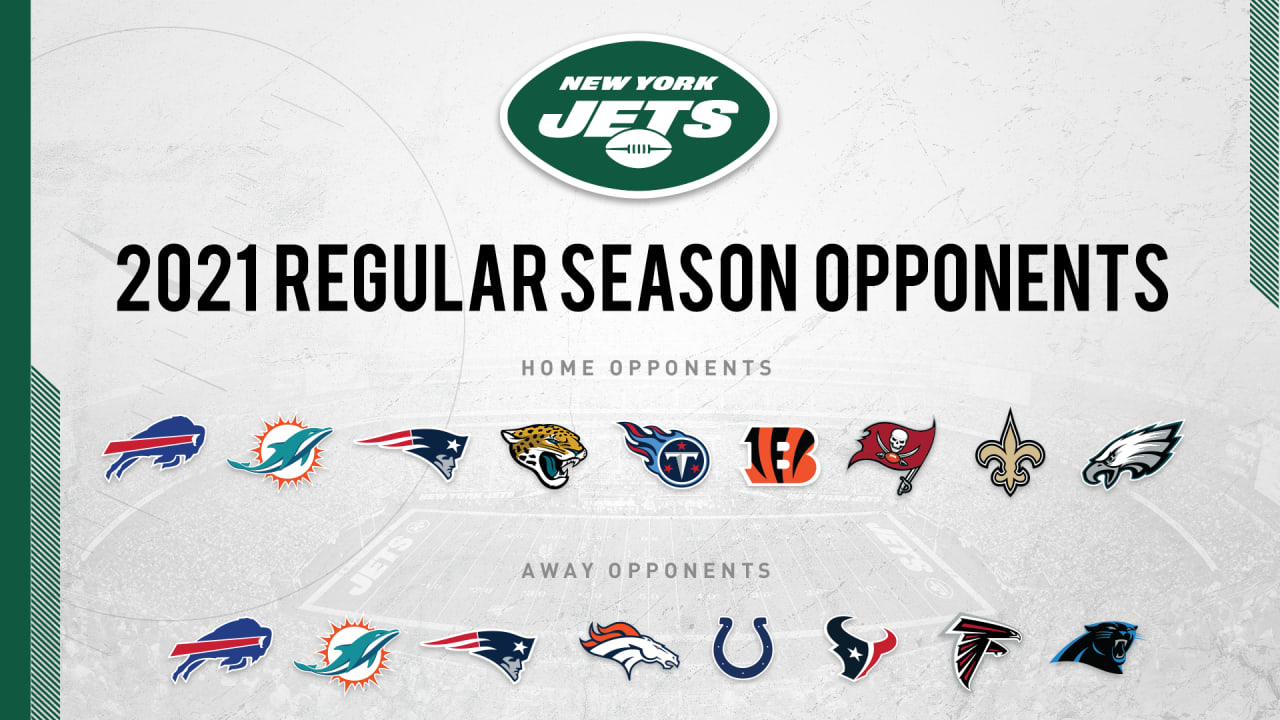 Nfl Calendar 2022.New York Jets 2021 Opponents