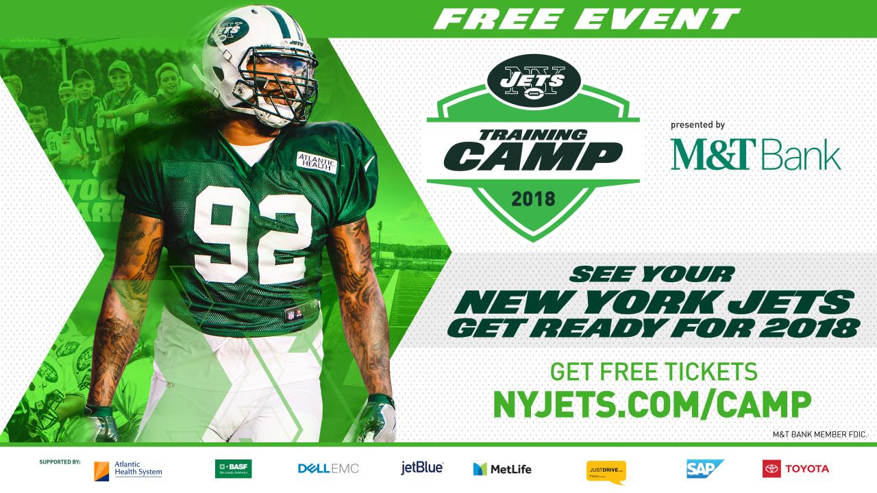 3af6d8b1 Jets Announce 2018 Training Camp Schedule